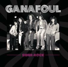 "LP 30cm - GANAFOUL ""Sider Rock"" - french 1975 hard boogie blues !"