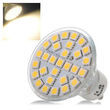 GU10 29LED 5W 480lm 5050 SMD Warm White Power Spotlight Light Lamp Bulb 220V NEW