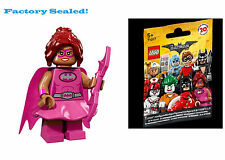 New Lego Batman Movie series - Pink Power Batgirl minifigure Factory Sealed!