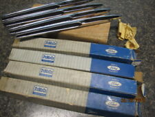 1964 Comet NOS Fender spear Emblems Set of 4 Brand New FoMoCo !!