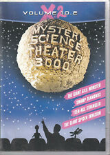 MYSTERY SCIENCE THEATER 3000 - VOLUME 10.2 DVD (P2)