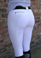 Equiline Cedar Breeches White 44 (Size 12)
