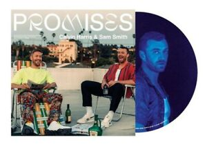 """Calvin Harris And Sam Smith - Promises (12"""" Vinyl Picture Disc)(New/Sealed)"""