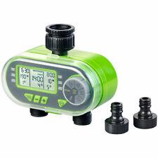 Beregnungscomputer: Digitaler Bewässerungscomputer BWC-200 mit 2 Anschlüssen