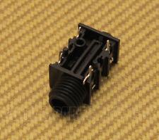 005-1658-000 Genuine Fender Amplifier Jack - Mono 4-Pin - Replacment Amp Jack