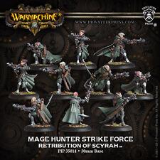 Warmachine BNIB-scyrah-retribución Mage Hunter Strike Force (10)
