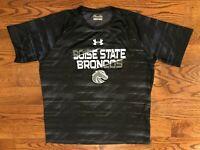 Boise State Broncos Under Armour Loose Fit Short Sleeve T-Shirt Men's XL