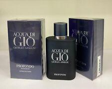 Acqua Di Gio Giorgio Armani Profondo 100ml Perfume