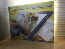 Crayola Light-up Tracing Pad Blue, Coloring Board for Kids, Gift, Toys Boys,...