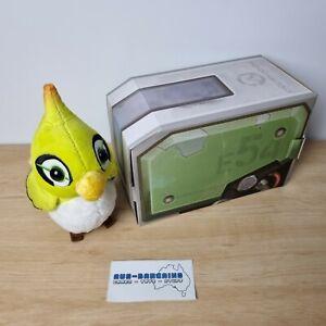 Blizzard Overwatch Ganymede Plush Toy With Bastion Box