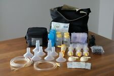 Medela Pump In Style Electric Breast Pump with Shoulder Bag AND EXTRAS