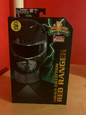 SDCC 2016 exclusive Mighty Morphin Power Rangers Red Ranger Legacy Collection