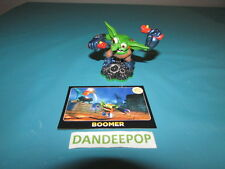 Skylanders Figure First Edition Boomer W1120A W/ card Activision video Game