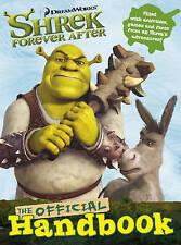 Shrek Forever After: The Official Handbook,VARIOUS,New Book mon0000017246