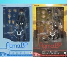 FIGMA BP CODE GEASS Lelouch of the Rebellion Lamperouge e Suzaku Kururugi - NEW