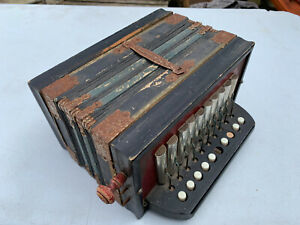Vintage accordion made in Germany MRE200421F