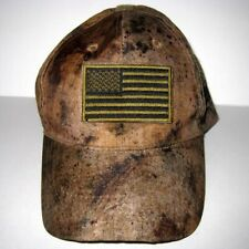 Voodoo Tactical ® Removable Flag Patch - Camo - Golf Baseball Cap Hat New Nwot