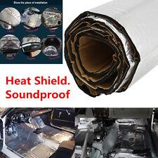 Universal 2.5MX1M Firewall Soundproof Door/Engine Heat Shield Insulation Mat 5mm