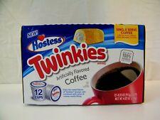 Hostess Twinkies Flavored Coffee Keurig K-Cups 12 Count