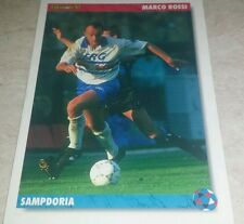 CARD JOKER 1994 SAMPDORIA ROSSI CALCIO FOOTBALL SOCCER ALBUM