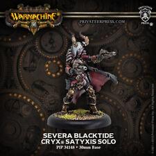 Severa Blacktide - Warmachine - Cryx - PIP34148