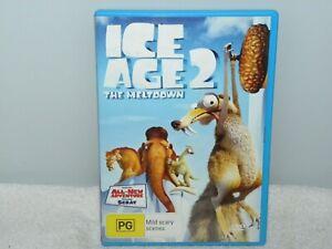 Ice Age 2 - The Meltdown (DVD, 2006) Region 4 - GC