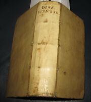 1644 Dissertationum Ludricarum et Amoenitatum, BIOLOGIA, MEDICINA, Elefante.
