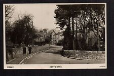 Kents Bank - real photographic postcard in 'Sankeys series'