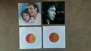 """Cliff Richard - 4 x 7"""" Singles - All I Ask Of You, Devil Woman + 2 others"""