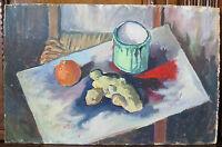 Antike Malerei Derartige Öl Auf Tabelle Bild Stil Impressionist Mit Garantie p12