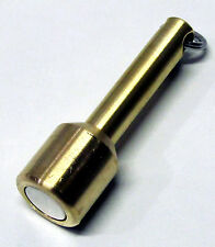 Strong 18lb Key Chain Pocket Rare Earth Magnet Test Gold Silver Jewelry Metals