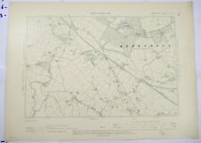 1905 2nd Ed. OS 6 inches to a mile Map of Warwickshire – Berkswell XXSE