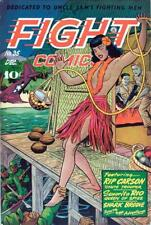 Fight Comics #35 Photocopy REPLICA Comic Book