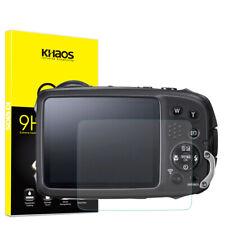 KS For FUJIFILM FinePix XP90 XP120 XP130 XP140 Tempered Glass Screen Protector