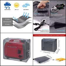 Portable Generator Cover Heavy Duty Outdoor Waterproof for Honda EU2000 & EU2200