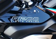 Pegatina Pico LC para adaptarse a > 2013 BMW R1200GS Aventura Refrigerado por líquido Colores Personalizados