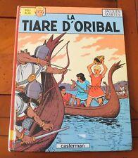 Alix La Tiare d'Oribal Jacques MARTIN éd Casterman 1966