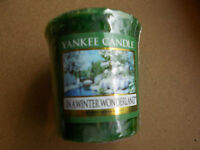 Yankee Candle Usa Exclusive Rare In A Winter Wonderland Sampler