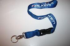 Falken Tyres Schlüsselband / Lanyard / Keyholder NEU!!