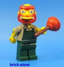 LEGO THE SIMPSONS Serie 2 (71009) Figura (nr.13) hausmeister Willie