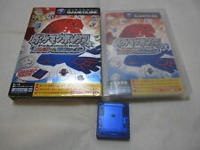 7-14Days to USA W/Limited 59 Memory Card Pokemon Box Ruby and Sapphire Game Cube
