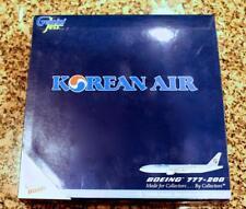 Gemini Jets Korean Airlines 777-200 1:400 GJKAL707 Sold Out NIB 2006