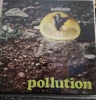 FRANCO BATTIATO - POLLUTION - GATEFOLD SIGILLATO - RISTAMPA 2017