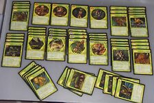 Magi-Nation Weave Assorted Card Lots Playset (55 cards) #1