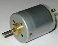 Mabuchi RS-365SA Motor - 9 to 30 VDC - 6940 RPM - 2.3 mm Shaft Diameter