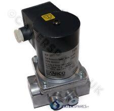 "GAS SOLENOID VALVE 15mm 1/2"" FOR GAS INTERLOCK VENTILATION SYSTEM SHUT OFF PARTS"