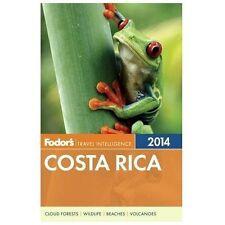 Fodor's Costa Rica 2014 Full-color Travel Guide
