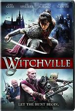 Witchville (DVD) Luke Goss, Ed Speleers, MyAnna Buring NEW