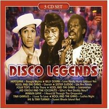 22 // DISCO LEGEND 3 COMPILATION DISCO  3 CD 51 TITRES NEUF
