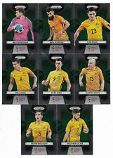 2018 Panini Prizm FIFA World Cup Base Team Set AUSTRALIA (8 Cards)